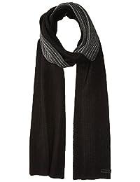Calvin Klein Bi Color - Bufanda reversible para hombre