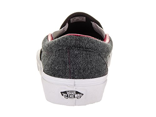 7 True 9 M Tweed Vans M Black Classic US 5 B On Slip D Women Men White Men's US 41wTPq1xX