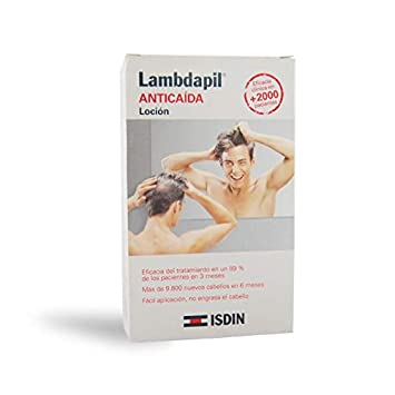 Lambdapil Anticaida Locion 3 Ml 20 Monodosis: Amazon.es ...