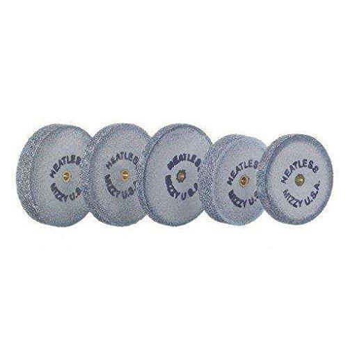 Keystone Mizzy Wheels Regular #1 3/16''x1'' Heatless 50/pk