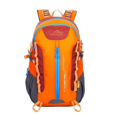 EVERGO mochila de de de viaje mochilas diario mochilas de ocios mochila de senderismo mochilas para Escalada Camping Montañismo 38L,naranja 64628c