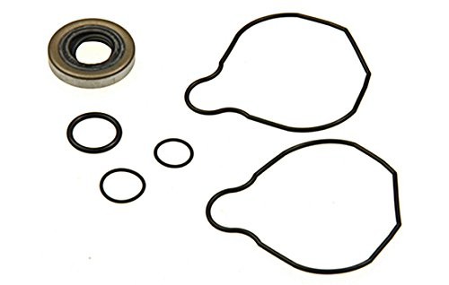 Gates 348418 Pump Seal Kit, 1994-1991 Mercury, Capri, 4-Cyl. 1.6 L, 0.08 lb. (Cyl Steering Pump)