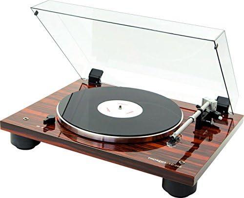 THORENS TD 206 Macassar tocadiscos: Amazon.es: Electrónica