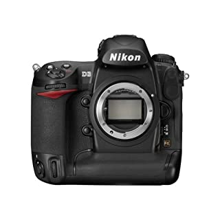 Nikon D3 FX DSLR Camera (Body Only) (OLD MODEL)