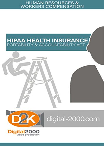 HIPPA - Health Insurance Portability and Accountability Act Safety Training DVD (Health Information Portability And Accountability Act Hipaa)