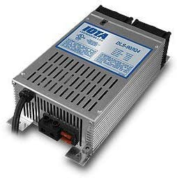 POWER SUPPLY IOTA DLS-55//IQ4 12 VOLT 55 AMP 4 STAGE AUTOMATIC SMART BATTERY CHARGER
