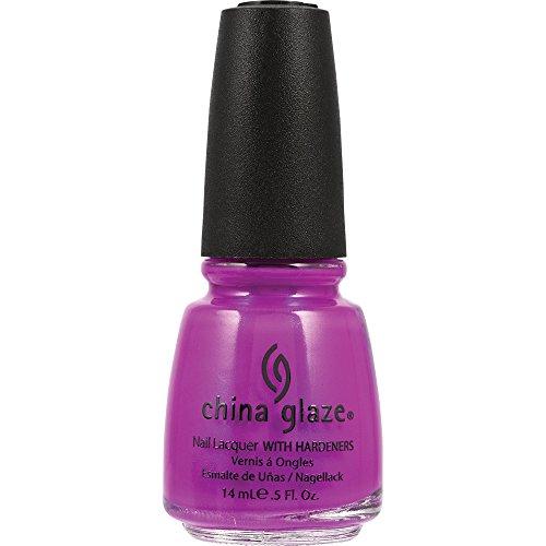 建てる救急車うんざりChina Glaze Nail Lacquer 1008 Purple Panic 70290 (並行輸入品)