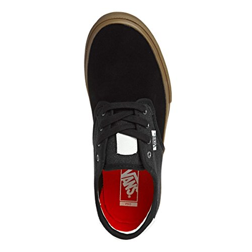 Kinder Skateschuh Vans Chima Ferguson Pro Skate Shoes Boys Black
