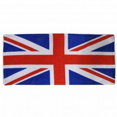 Toalla de bar dise/ño de la bandera del Reino Unido England Rugby