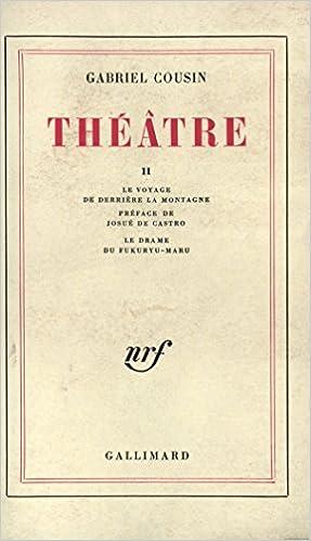 Théâtre, tome 2 pdf, epub ebook