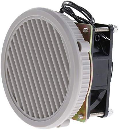 浴室の台所のための普遍的な4インチの換気の換気扇フィルター