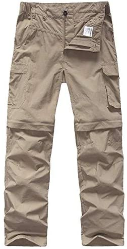 Outdoor Waterproof Climbing Convertible Trousers product image