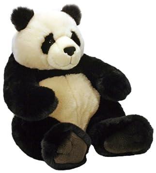 Keel Toys 65211 - Peluche de oso panda sentado (70 cm)