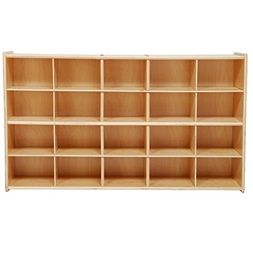 Contender C14509F 20 Tray Storage without Trays, Assembled by Wood Designs