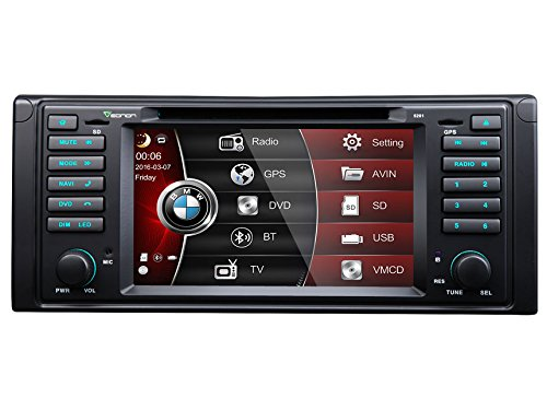 Eonon D5201ZU for BMW E39 7 Inch Digital Touch Screen Multim