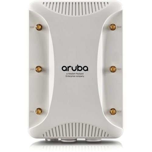 Aruba Ap-228 Indoor Hardened Wireless Ap, 802.11Ac, 3X3:3, Dual Radio, 6 X Rpsma (Dual Radio Indoor Ap)