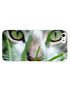 3d Full Wrap Case for iPhone 6 4.7 Animal Cat Eyes