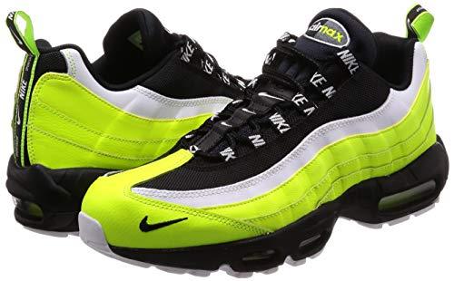 Plus Scarpe Nike Uomo Max Volt black Air Glow volt Da Ginnastica qtt1EHwx