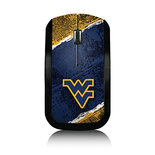 Keyscaper West Virginia Mountaineers Wireless USB Mouse NCAA