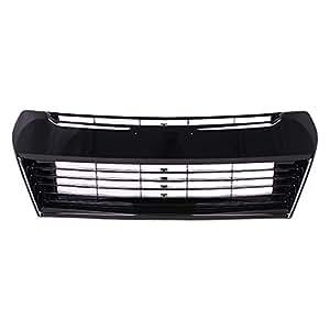 crash parts plus front bumper grille for 2014 2015 toyota corolla automotive. Black Bedroom Furniture Sets. Home Design Ideas