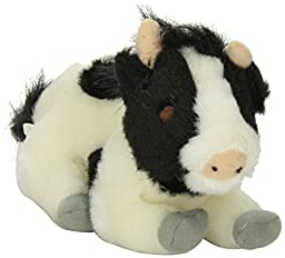 Multipet Look Who\'s Talking Cow Dog Toy