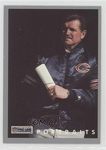 (Mike Ditka (Football Card) 1991 Pro Line Portraits - Samples #35)
