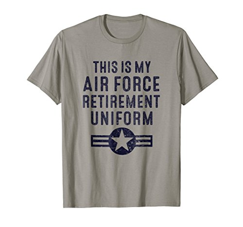 This is My Air Force Retirement Uniform   Air Force Retired