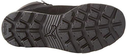 Noir Basses Black black Adulte black Sneakers Puma Fun Mixte Desierto qYxSFCwA