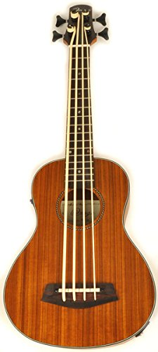 Hadean Acoustic-Electric Bass Ukulele