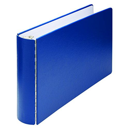Wilson Jones 34670NB Casebound Round Ring Binder, 1