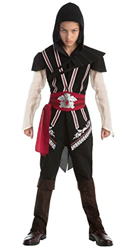 Assassin's Creed Ezio Auditore Classic Teen Costume, Size (Teen Costumes)