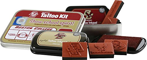 CLEARSNAP Color Box Boston College Tattoo Kit