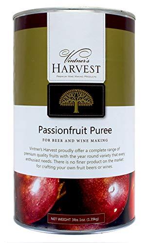 Passion Fruit Wine - Vintner's Harveest Fruit Puree - Passion Fruit