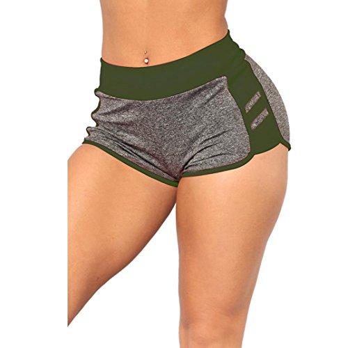 Femme Taille Ecru Kaki Kaki Unique Taille Empire Vert Jeanshosen ITISME Jeans Vert nRpqIXX4