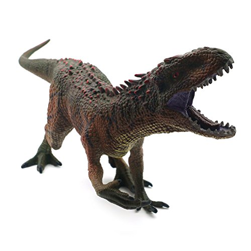 12 Inch Big Plastic Dinosaurs Model Action Figures Toys For for Children Gift Dinosaur (1#) -