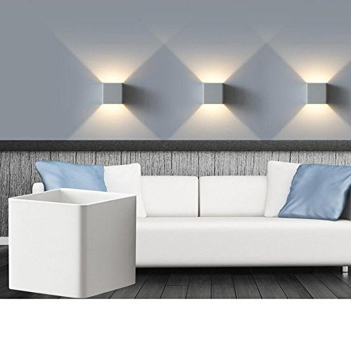 Lightess 5w Led Up Down Wall Light Living Room Lights Lamp
