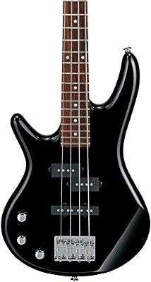 Ibanez GSRM20L Mikro Left-Handed 4-String Short Scale Bass Guitar Black