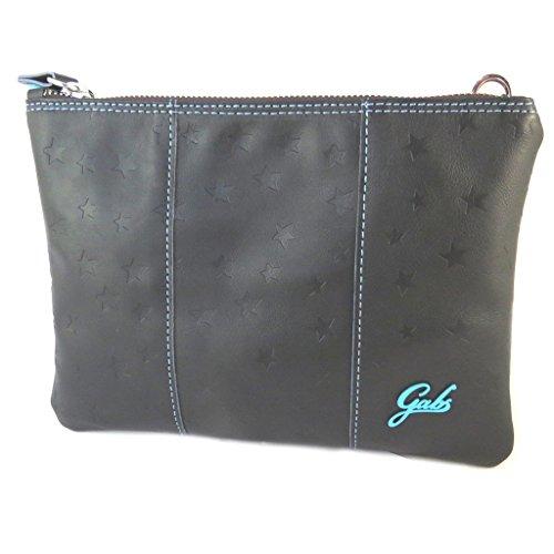 Custodia in pelle bag Gabsstella nera ()- 24x17x1 cm. De Alta Calidad Para La Venta Venta Mejor 0X31XQJC