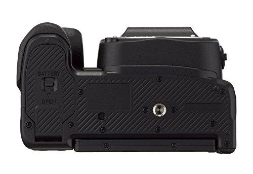 Pentax K-70 Weather-Sealed DSLR Camera, Body Only (Black) by Pentax (Image #3)