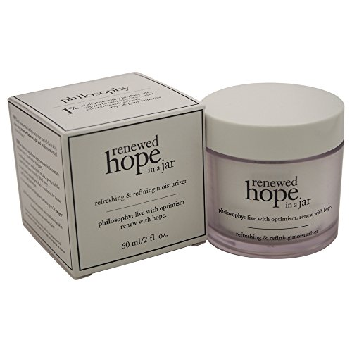 Philosophy Renewed Hope In A Jar Moisturizer for Unisex, 2 -