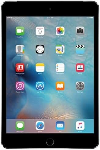 Apple iPad mini 4 (16GB, Wi-Fi + Cellular, Space Gray)