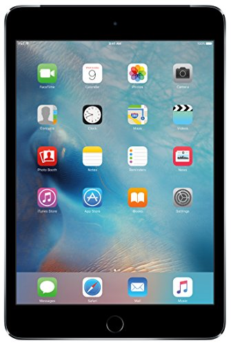 Apple iPad mini 4 128GB Wi Fi Cellular Space Gray