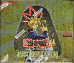 YuGiOh Dark Revelation Volume 1 Booster Box 24 Packs by Upper Deck
