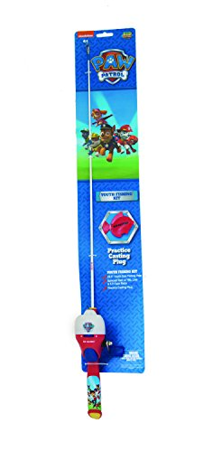 Kid Casters Paw Patrol Fishing Kit]()
