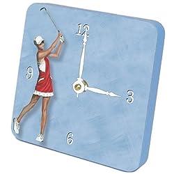 Good Swing Golf Tiny Times Desk Clock