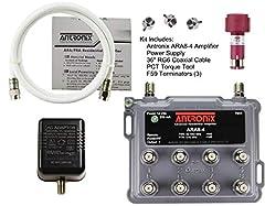 Antronix ARA8-4 8-Port