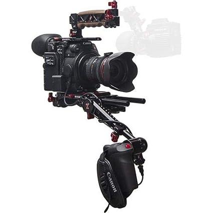 Amazon com: Zacuto EVF Recoil Pro V2 Rig for Canon C200 Camera