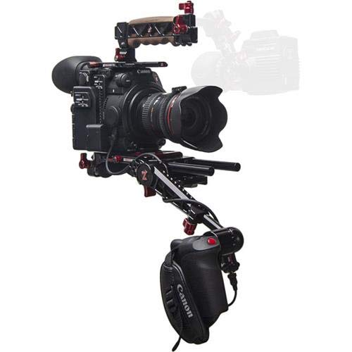Zacuto EVF Recoil Pro V2リグ Canon C200カメラ用   B07KQD3K7W