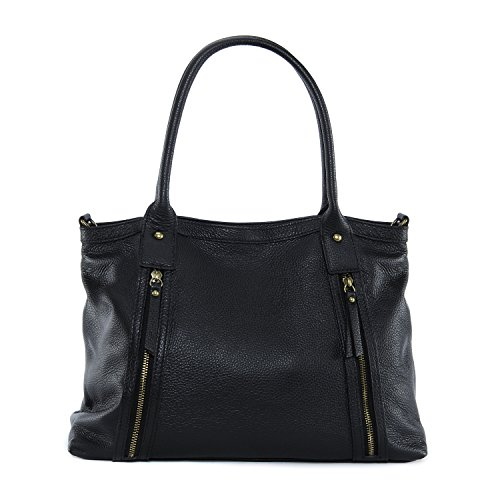 à Modèle OH Rangoon Main Noir MY BAG femme cuir Sac gxxtPR