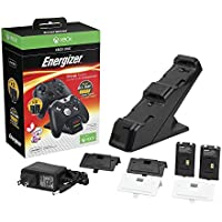 PDP Energizer Xbox One Controller Charger with...